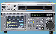 Sony SRW-5500 video equipment rental